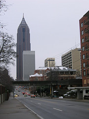 bank of america plaza atlanta